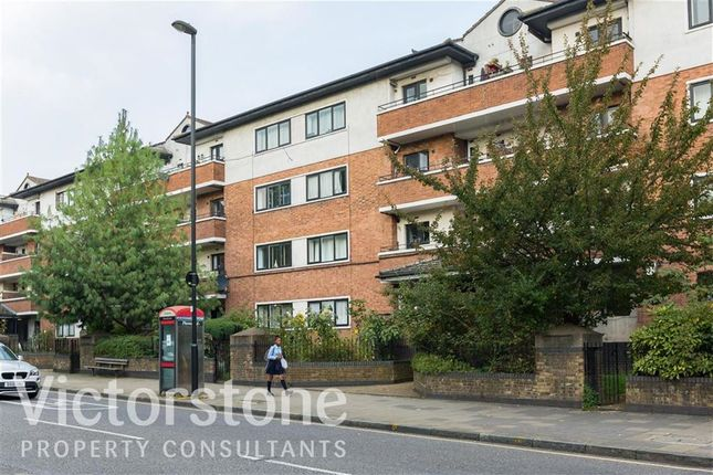 Thumbnail Flat to rent in New North Road, Islington, London