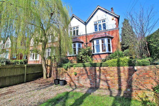4 bed detached house for sale in Robinson Road, Mapperley, Nottingham