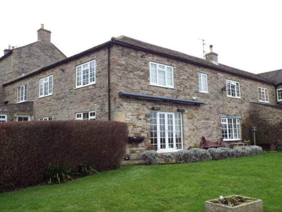 Thumbnail End terrace house for sale in Harmby, Leyburn, North Yorkshire