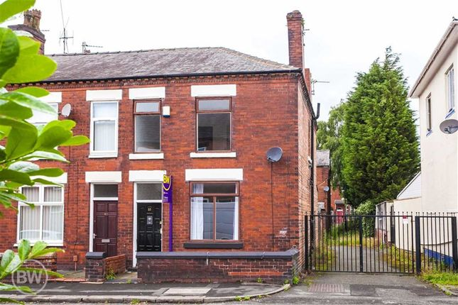 3 bed end terrace house to rent in Fairhurst Street, Leigh, Lancashire