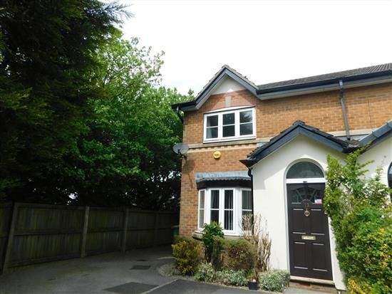 Thumbnail Property to rent in Holbeck Close, Horwich, Bolton
