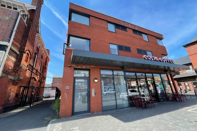 1 bed flat for sale in Wilmslow Road, Didsbury, Manchester M20