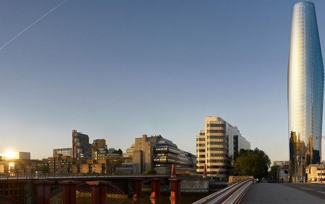 Thumbnail Flat for sale in Blackfriars Road, London, Greater London.