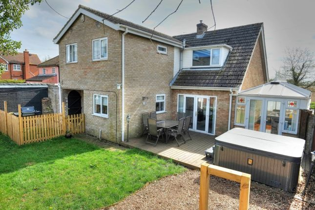 Thumbnail Detached house for sale in Southwood Road, Beighton Norwich