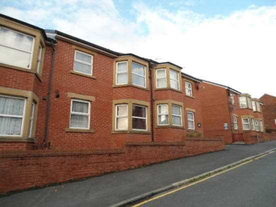 Thumbnail Flat to rent in St. Theresa's Court, Kirkham, Preston