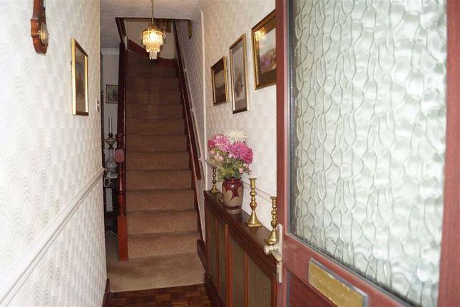 Hallway of Cilhaul Terrace, Mountain Ash CF45