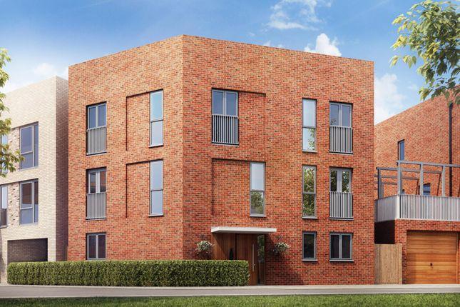 "Thumbnail Detached house for sale in ""Dunlin-Plus"" at Hauxton Road, Trumpington, Cambridge"