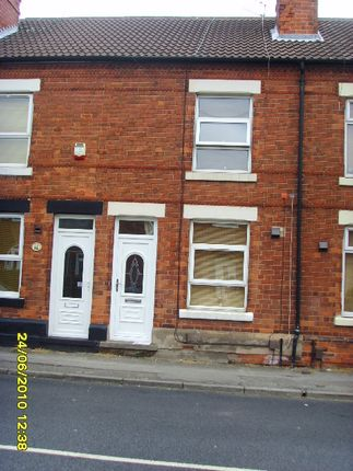 Thumbnail Terraced house to rent in Alfred Street, Sutton In Ashfield