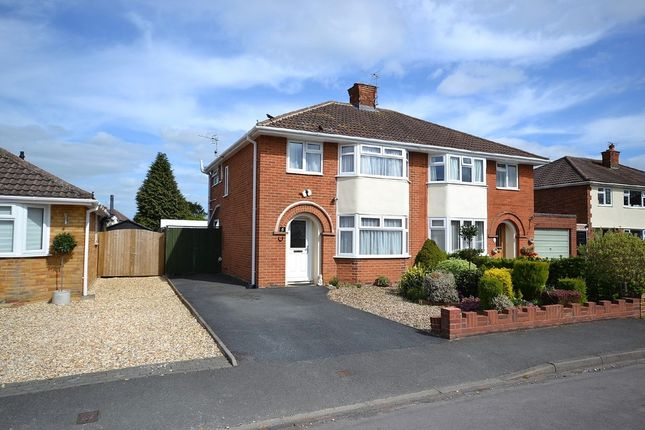 Thumbnail Semi-detached house for sale in Rippledale Close, Cheltenham