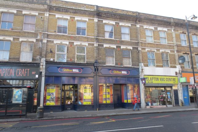 Street View of Lower Clapton Road, London E5