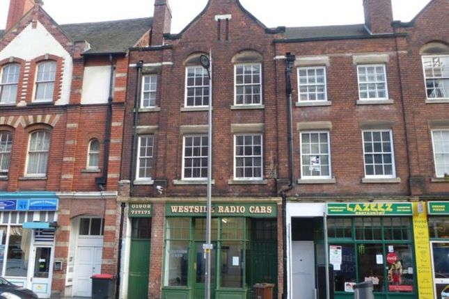 Thumbnail Flat to rent in Stafford Street, Wolverhampton