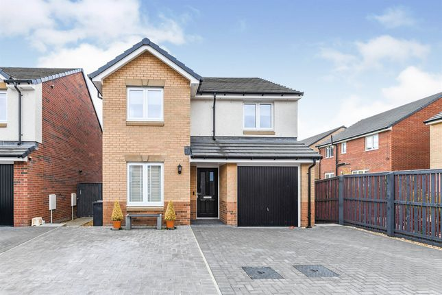 Thumbnail Detached house for sale in Glenalmond Place, Dumbarton