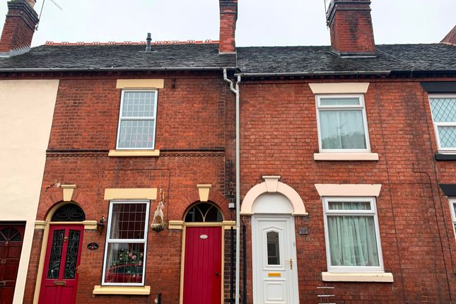 Thumbnail Terraced house to rent in Arch Street, Rugeley