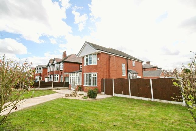 Thumbnail Detached house for sale in Broadway, Walkden, Manchester