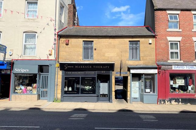 Thumbnail Commercial property for sale in Newgate Street, Morpeth