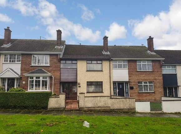 Thumbnail Terraced house to rent in Roseville Park, Lisburn