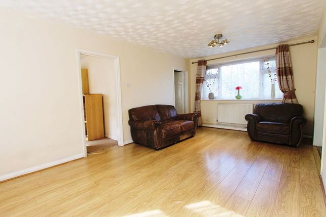 Thumbnail Flat to rent in Church Road, Northolt