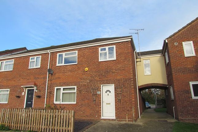 Thumbnail End terrace house to rent in Long Meadows, Dovercourt, Harwich