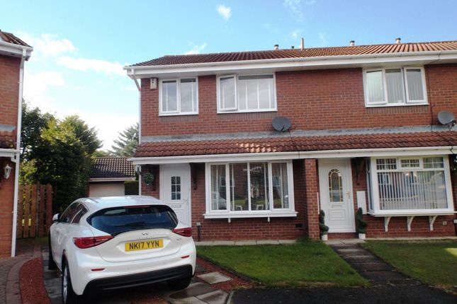 Thumbnail End terrace house for sale in Bewley Grove, Peterlee