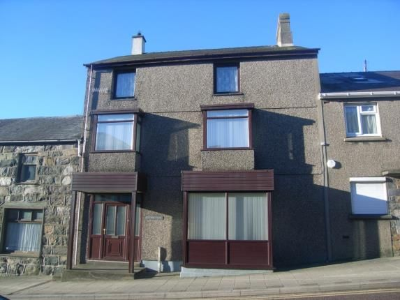 Thumbnail Terraced house for sale in Water Street, Penygroes, Caernarfon, Gwynedd
