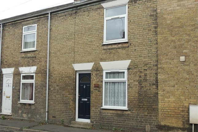Thumbnail Terraced house for sale in Hyde Park, Padnal, Littleport, Ely