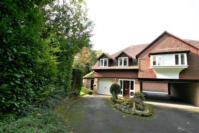 Thumbnail Semi-detached house for sale in Southgate, Mount Ephraim, Tunbridge Wells