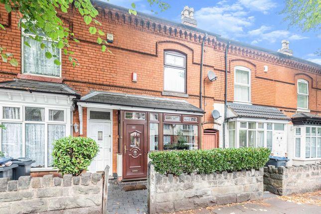 Thumbnail Terraced house for sale in Bordesley Green, Birmingham