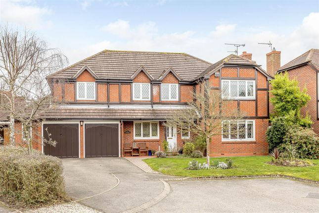 5 bed detached house for sale in Hawkswood Drive, Balsall Common, Coventry, West Midlands CV7