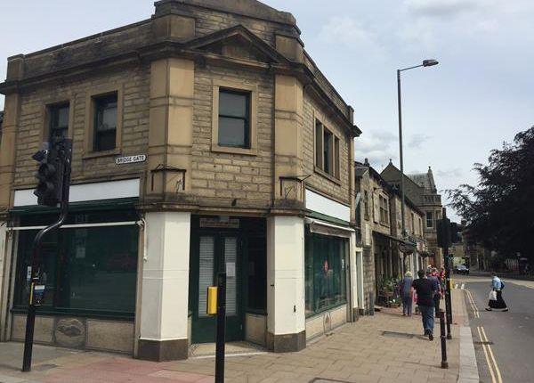 Thumbnail Retail premises for sale in 6 Bridge Gate, Hebden Bridge