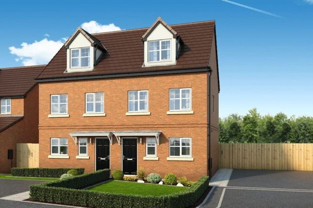 Thumbnail Semi-detached house for sale in Newbury Road, Skelmersdale, Lancashire