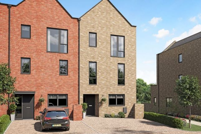 """4 bed property for sale in """"The Kingfisher"""" at Silbury Boulevard, Milton Keynes MK9"""