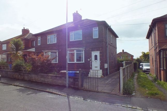 Thumbnail Semi-detached house for sale in Blakelow Road, Abbey Hulton, Stoke-On-Trent