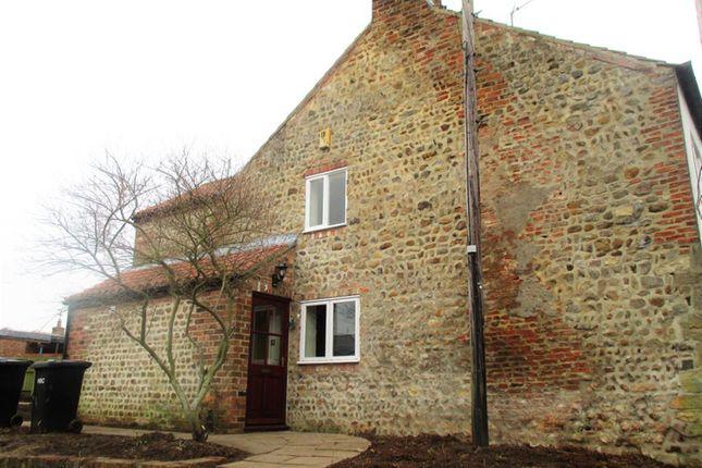 Thumbnail End terrace house to rent in Marton Cum Grafton, York