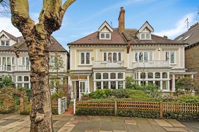 Thumbnail Semi-detached house for sale in East Sheen Avenue, East Sheen