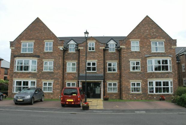 Thumbnail Flat for sale in West End Manors, Middlesbrough Road, Guisborough