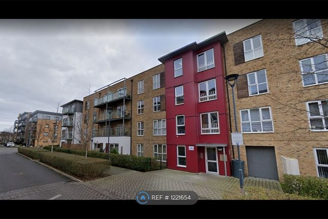 Thumbnail Flat to rent in Brecon Lodge, West Drayton
