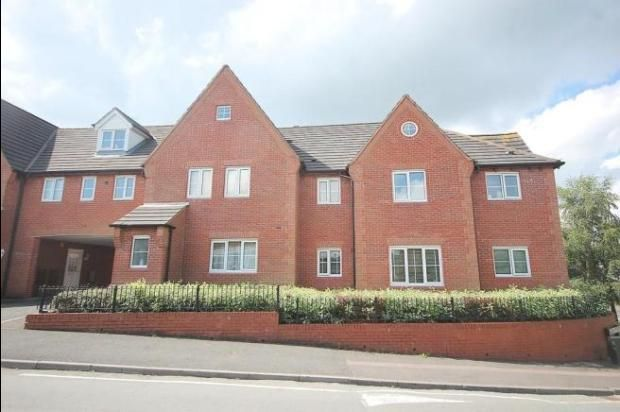 2 bed flat to rent in Swallows Reach, Swallow Croft, Lichfield WS13
