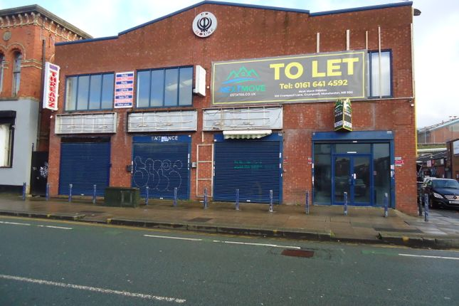 Bury New Road, Cheetham Hill, Manchester M8