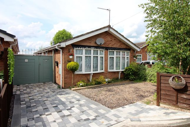Thumbnail Detached bungalow for sale in Barlow Drive North, Awsworth, Nottingham