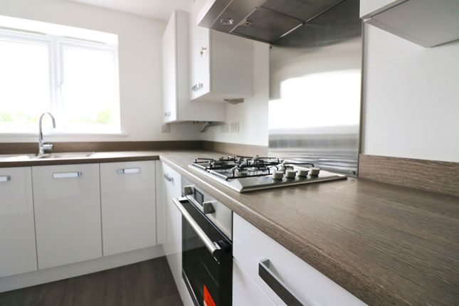 2 bed flat for sale in Longhedge Village, Salisbury