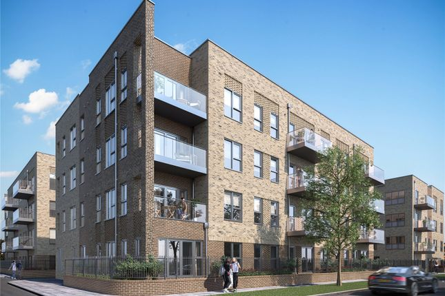 Thumbnail Flat for sale in Oxhey Drive, Watford