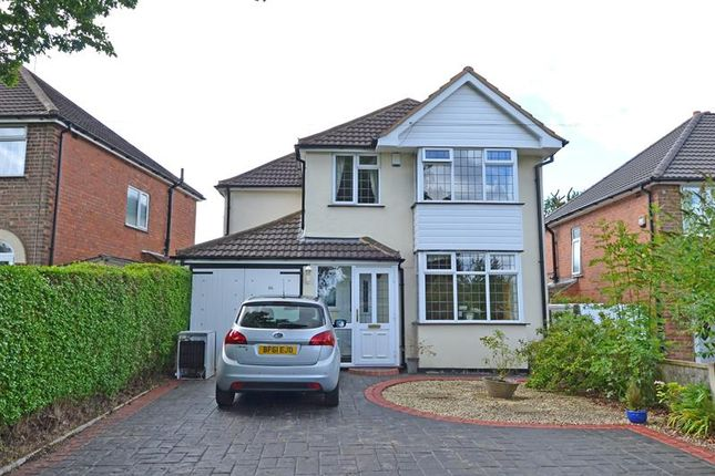 Thumbnail Detached house for sale in Whetty Lane, Rubery, Birmingham