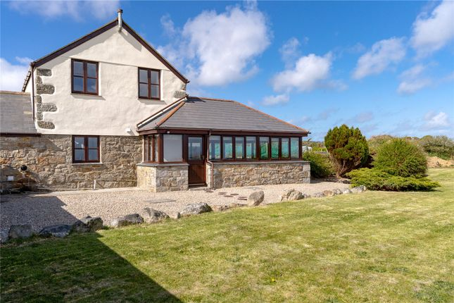 3 bed semi-detached house for sale in Higher Tremenheere, Tregassack Road, Ludgvan TR20