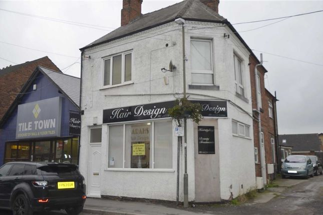 Thumbnail Retail premises to let in Market Street, South Normanton, Derbyshire