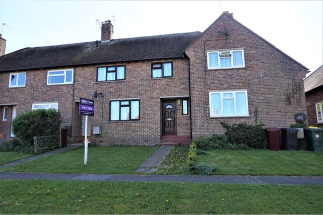 Thumbnail Terraced house for sale in St Nicholas Road, Chichester
