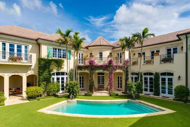 Thumbnail Property for sale in 251 Jungle Rd, Palm Beach, Fl, 33480