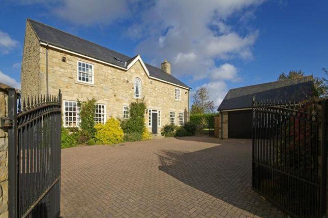 Thumbnail Detached house for sale in Lynn Law Farm, Whalton, Morpeth, Northumberland