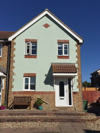 3 bed end terrace house for sale in Ditchling Close, Eastbourne