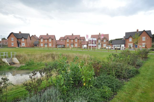Thumbnail Detached house for sale in Measham Road, Swadlincote