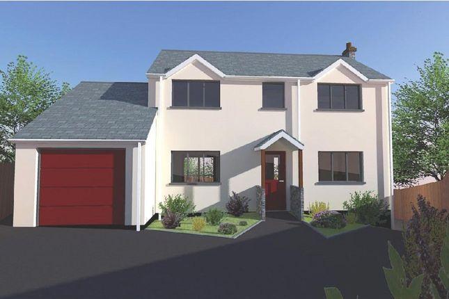 Thumbnail Detached house for sale in Sungirt Lane, Liskeard, Cornwall